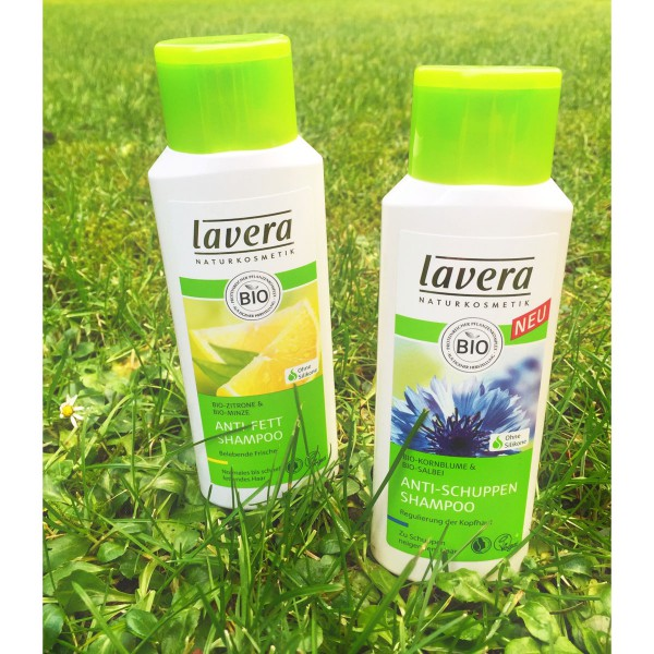 lavera anti fett shampoo 200 ml nordjung naturkosmetik. Black Bedroom Furniture Sets. Home Design Ideas